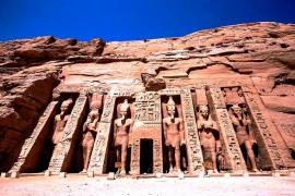 01малый храм Абу-Симбела
