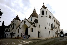 храм альберобелло