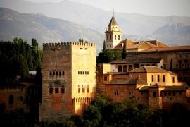 2Башни Альгамбры