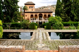 4Сад Альгамбры