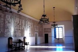 залы замка Барди