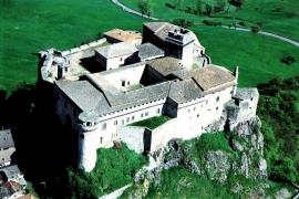 планировка замка Барди