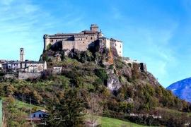 стены замка Барди