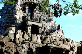 камни замка Болдт