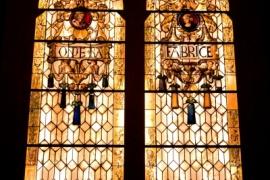 витраж Бургосского собора