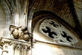 каменные розетки Бургоса