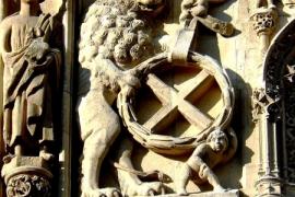 лев Бургосского собора