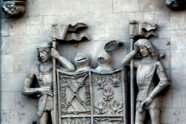 рыцарские гербы Бургоса