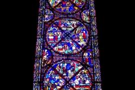 14цвета Буржского собора