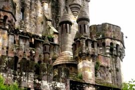 бойницы замка Бутрон