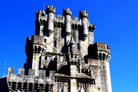 камни замка Бутрон