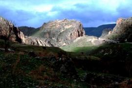 горы Вардзиа
