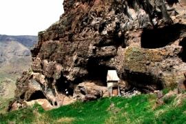 пещеры Вардзиа