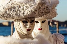 карнавалы Венеции