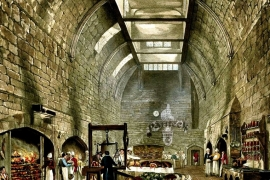 Ancient Kitchen, Windsor Castle