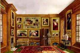 King's Closet, Kensington Palace