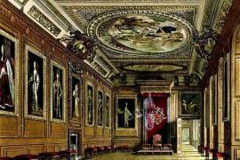 King's Presence Chamber, Windsor Castle