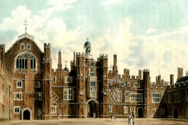 Quadrangle, Hampton Court