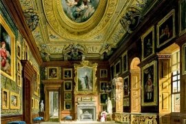 Queen Caroline's Drawing Room, Kensington Palace