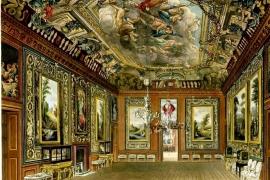 Queen's Drawing Room, Windsor Castle