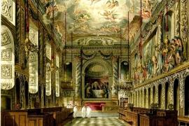Royal Chapel, Windsor Castle
