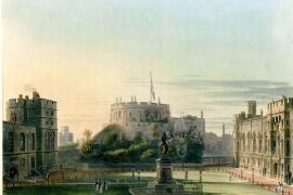 Upper Ward, Windsor Castle