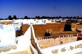 крыши Гадамеса