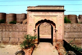 мечеть форта Деравар