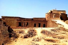 постройки форта Деравар