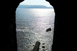 просторы океана у Джанджиры