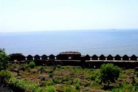 стены Джанджиры