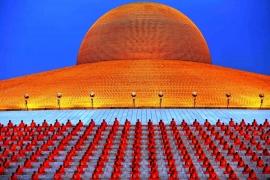 башня Дхаммакая