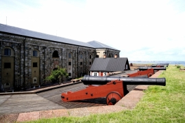 артиллерия крепости Кастеллет