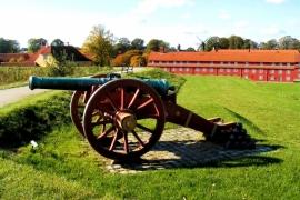 пушки крепости Кастеллет