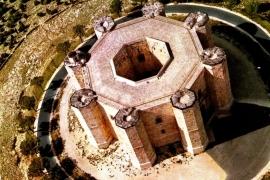 вид на Кастель дель Монте