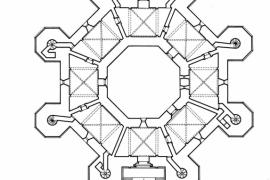 план Кастель дель МОнте