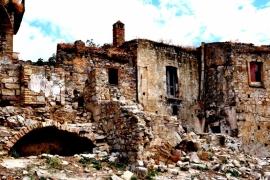 развалины Крако