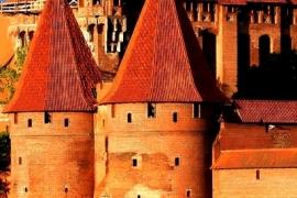 польская крепость Мальборк