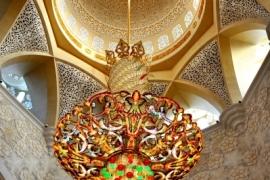стены мечети Зайда