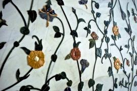 цветы мечети Зайда