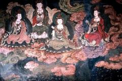 Бодхисаттвы Могао