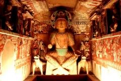 Будда в пещере Могао