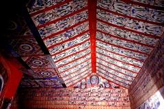 потолки Могао