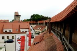 стены Нордлингена
