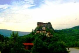 Окрестности Оравского замка