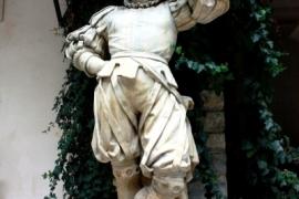 статуя Пелеша
