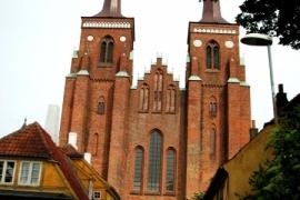 05громада собора в Роскилле