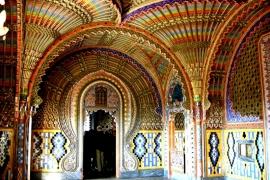 арки дворца Саммеццано