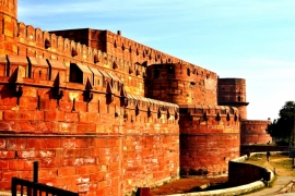 монументы форта Агра