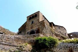 Здания Чивиты